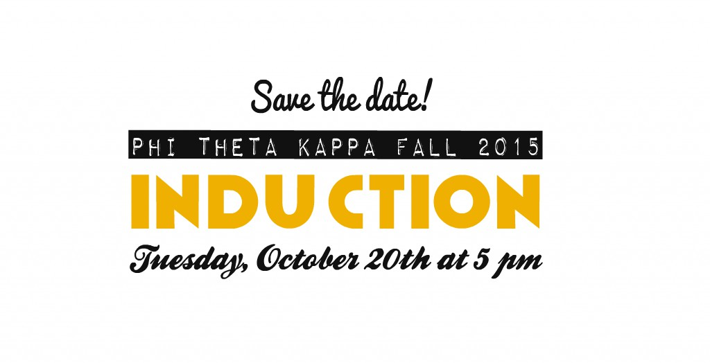 Induction Save the Date
