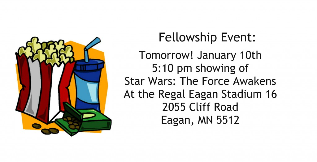 Fellowship Event