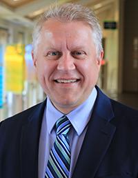 Michael Berndt, Interim President